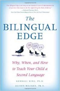 bilingual edge inglese bambini seconda lingua