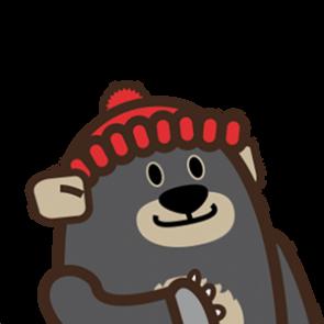 personaggio bear