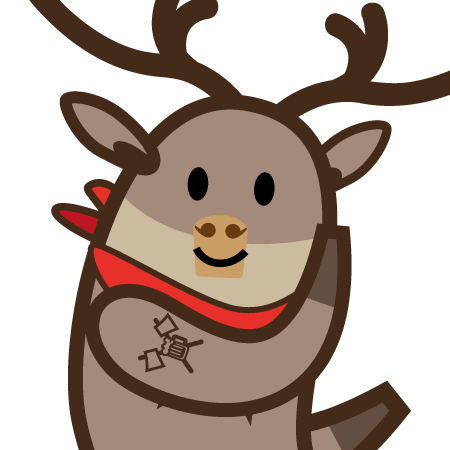 personaggio caribou
