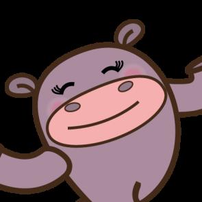 personaggio hippo