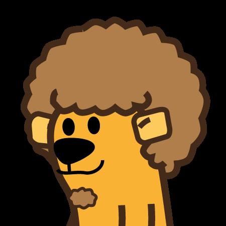 personaggio lion