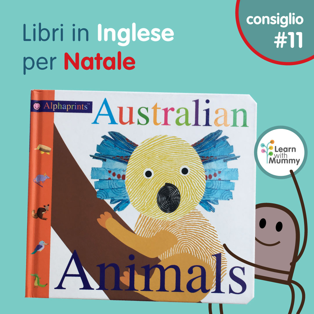 australian animals inglese bambini animali