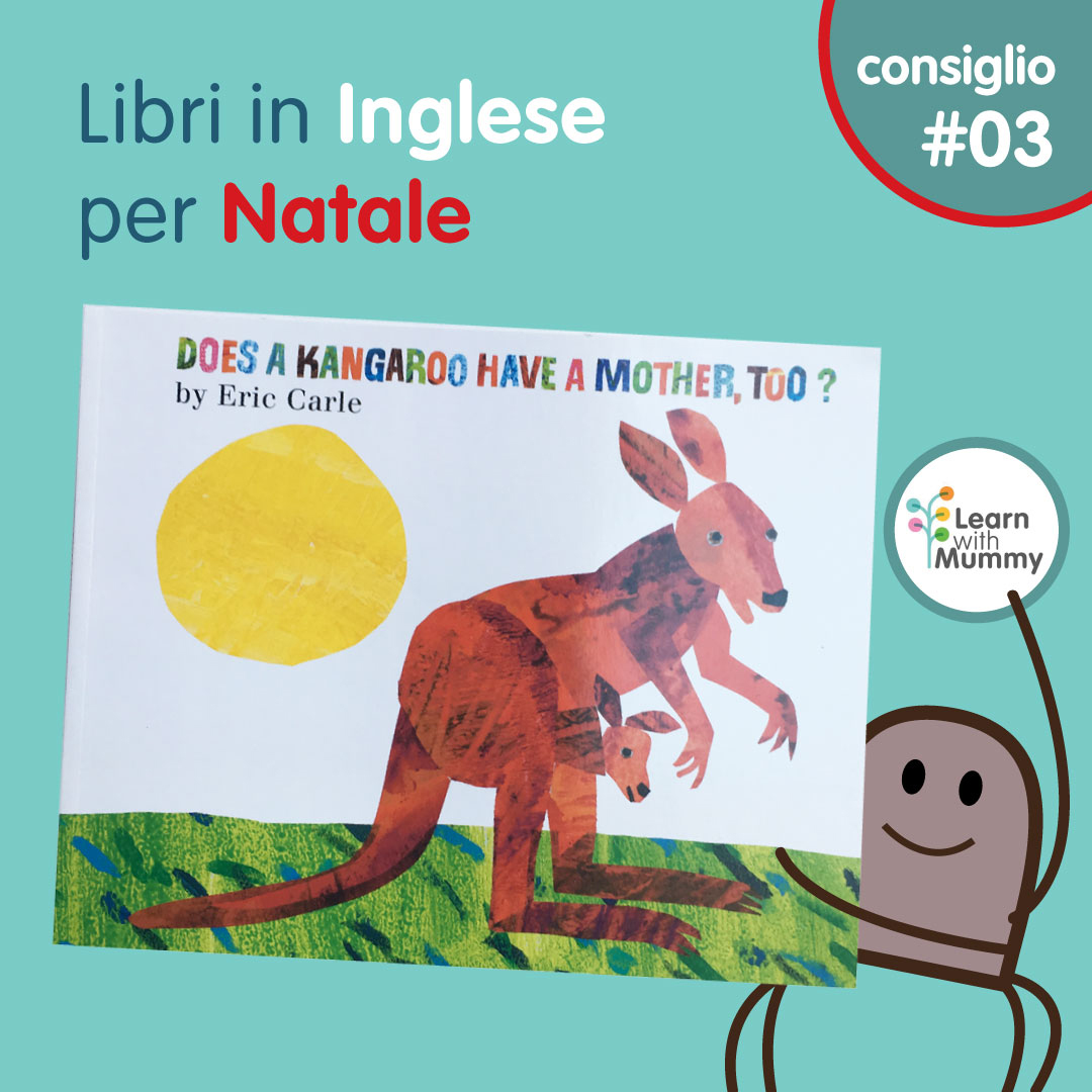 kangaroo mother libro inglese bambini animali