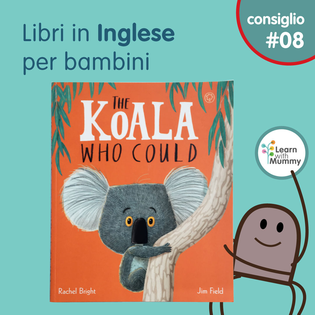 koala could libro inglese paura cambiamento