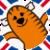 disegno-di-una-tigre-simbolo-del-corso-di-inglese-per-bambini-di-torino-300x300