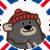 disegno-di-un-orsetto-con-indosso-un-cappello-rosso-simbolo-del-corso-di-inglese-per-bambini-di-ascoli-piceno-300x300