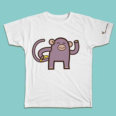 T-Shirt MONKEY