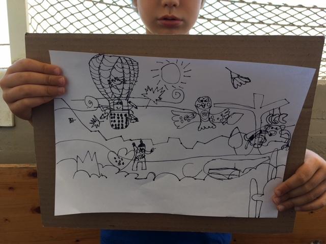 lwm summer contest disegno