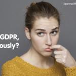 Noi GDPR. E tu?
