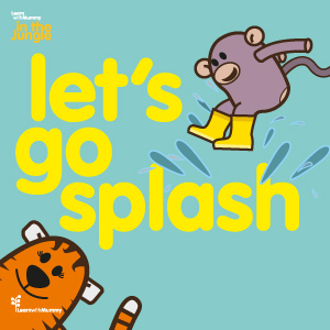let's go splash – Jungle series
