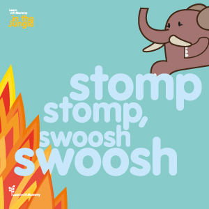 stomp stomp swooosh swoosh – Jungle book 3/5