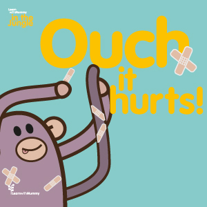 Ouch it hurts! – Jungle series