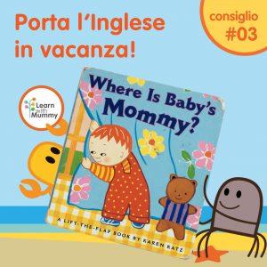 libro inglese bambini piccoli