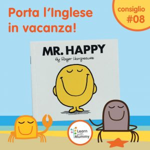 libro inglese mr. happy mr. men horsgrave