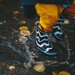 4 buone ragioni per saltare nelle pozzanghere