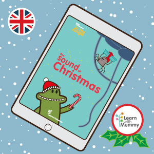 The Sound of Christmas: English Digital Book