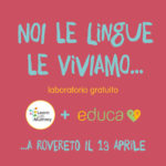 Educa e un laboratorio pratico sul bilinguismo (per genitori)