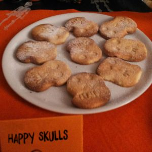 Happy Skulls, Hallowenn cakes, foto By Anna Marcuzzi