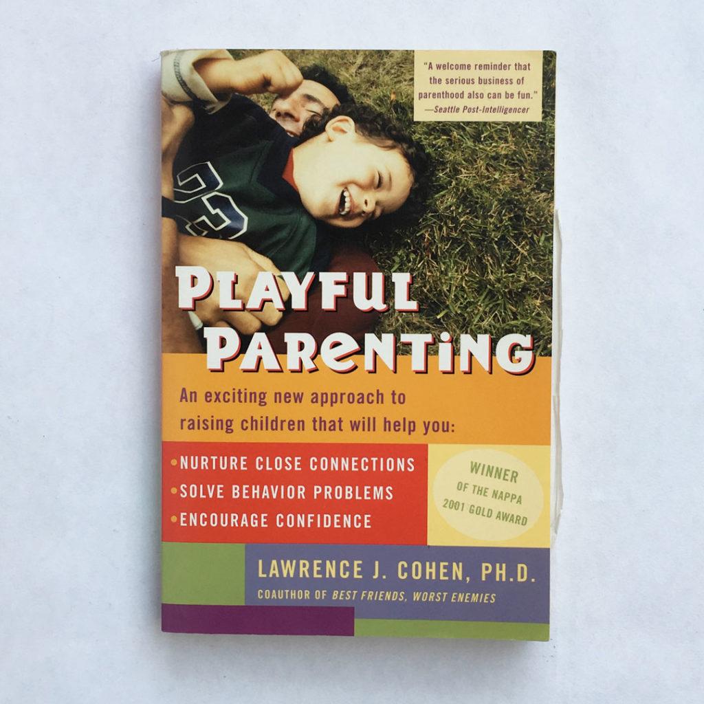 un libro in inglese per vivere serenamente in famiglia