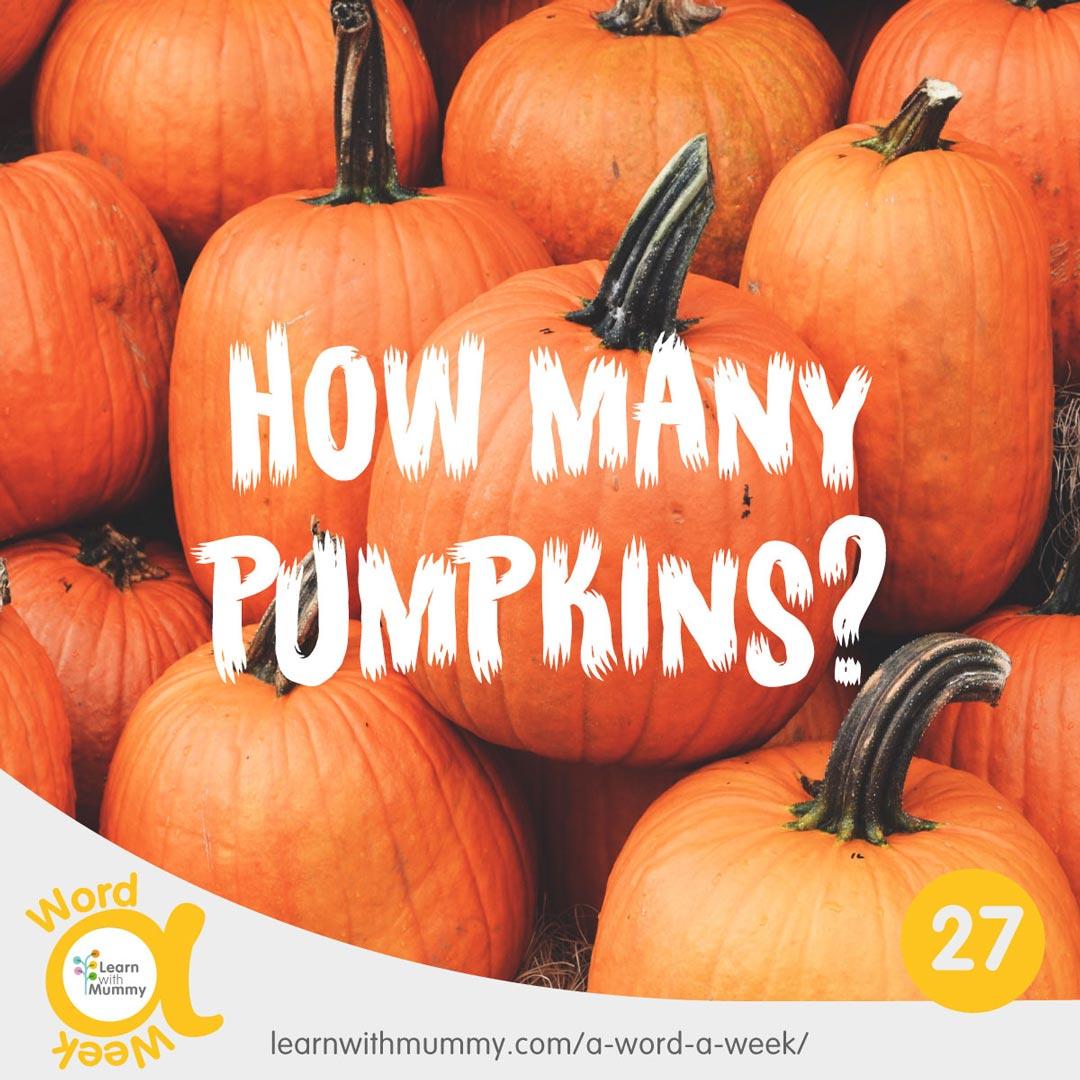 Come Fare La Zucca Di Halloween Video.Quanti Nomi Ha La Zucca Di Halloween In Inglese Video Learn With Mummy