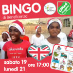 bingo in inglese tombola beneficenza per gifted steppers bambini nigeriani