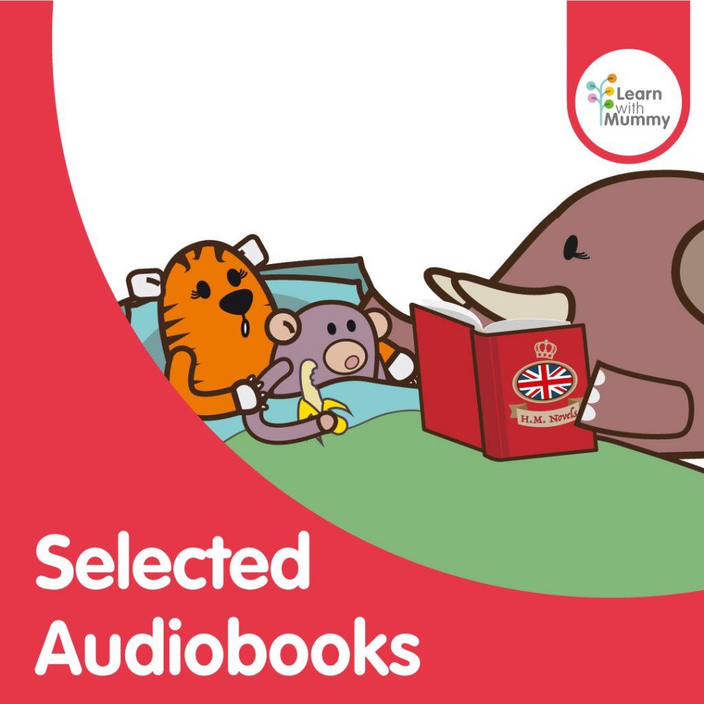 audiolibri in inglese per bambini playlist su spotify