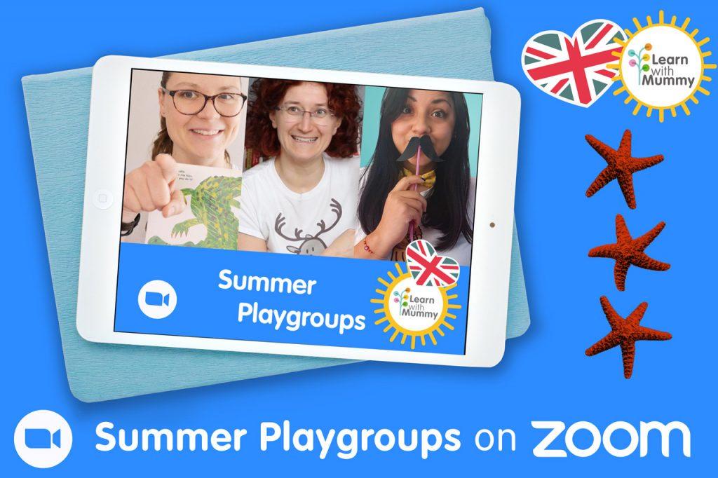 corsi di inglese per bambini online estate 2021