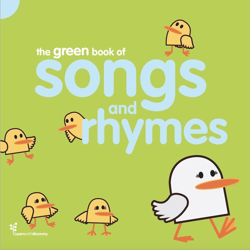 libro canzoni in inglese per bambini
